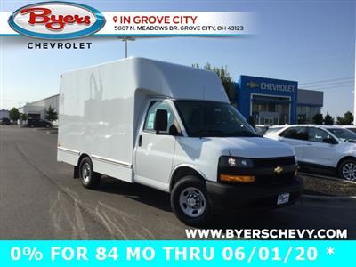 2019 Express 3500 4x2, Unicell Aerocell CW Cutaway Van #C193153 - photo 1