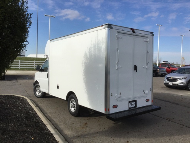 2019 Express 3500 4x2, Supreme Spartan Cargo Cutaway Van #C193180 - photo 7
