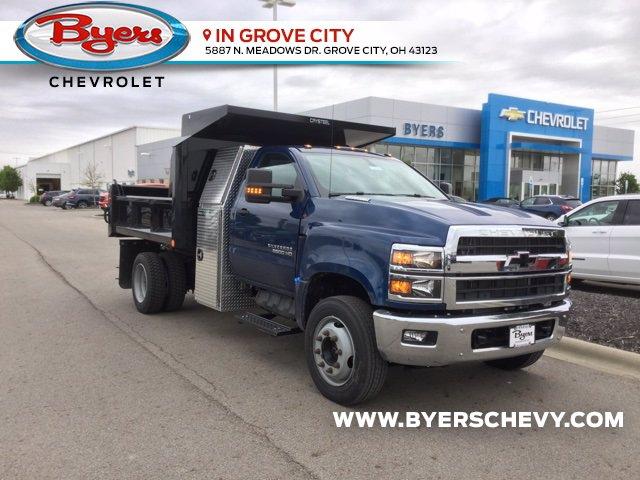 Chevy Work Trucks Amp Vans Grove City Oh Byers Chevrolet