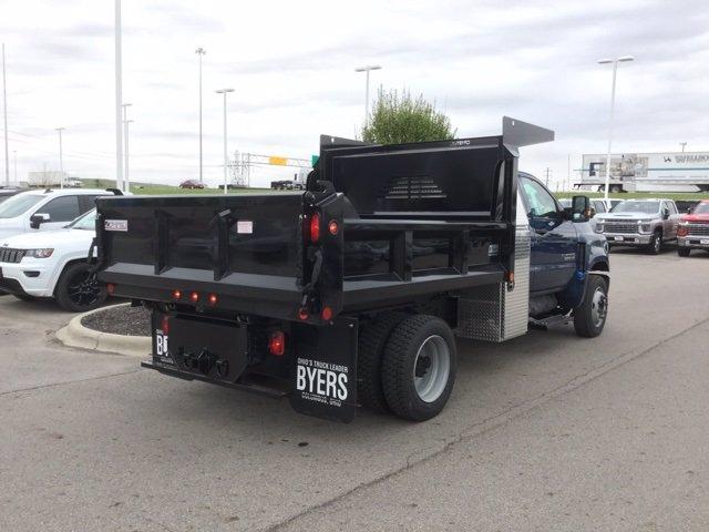 2019 Chevrolet Silverado 5500 Regular Cab DRW 4x2, Crysteel Dump Body #C193186 - photo 1