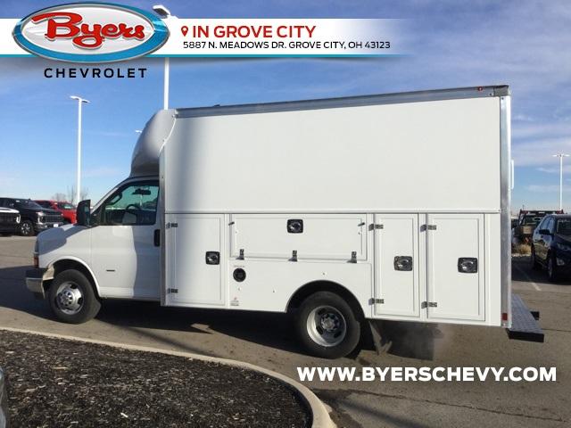 2019 Express 3500 4x2, Supreme Service Utility Van #C193207 - photo 1