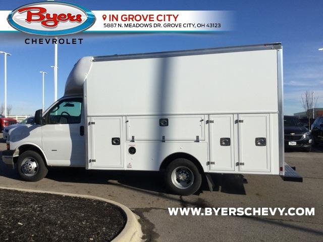 2019 Express 3500 4x2, Supreme Service Utility Van #C193209 - photo 1