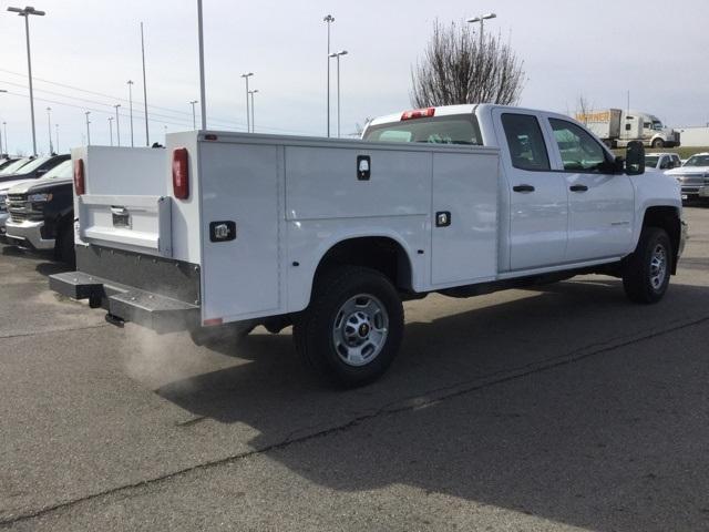 2019 Silverado 2500 Double Cab 4x4, Knapheide Service Body #C193218 - photo 1