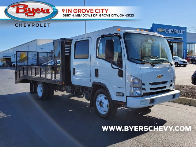 2019 Chevrolet LCF 4500 Crew Cab DRW 4x2, Freedom Dovetail Landscape #C193228 - photo 1