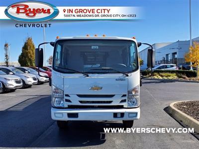 2019 Chevrolet LCF 4500 Crew Cab DRW 4x2, Freedom GrassPro Dovetail Landscape #C193228 - photo 5