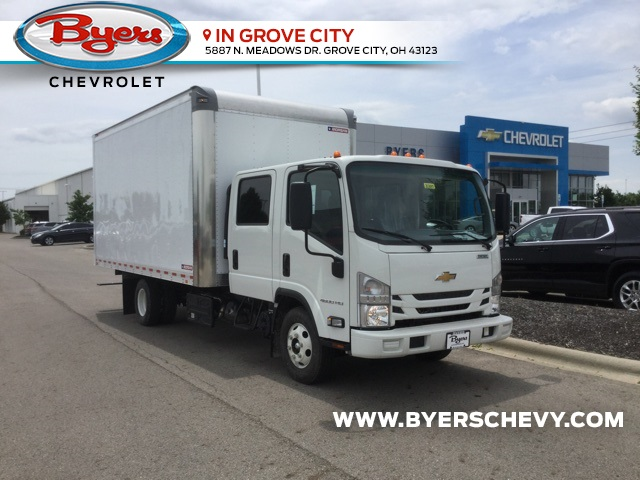 2020 LCF 4500HD Crew Cab 4x2, Cab Chassis #C203001 - photo 1