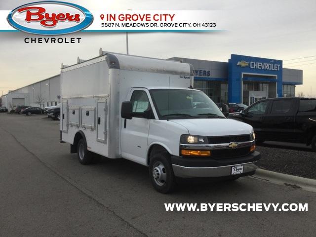 2020 Express 3500 4x2, Rockport Service Utility Van #C203009 - photo 1