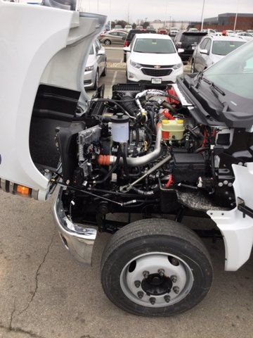 2020 Chevrolet Silverado 4500 Regular Cab DRW 4x2, Duramag S Series Service Body #C203037 - photo 11