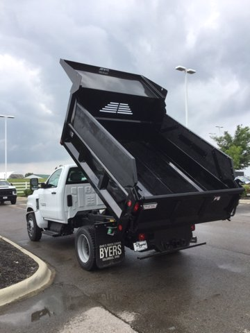 2020 Chevrolet Silverado 4500 Regular Cab DRW 4x2, Crysteel E-Tipper Dump Body #C203039 - photo 33