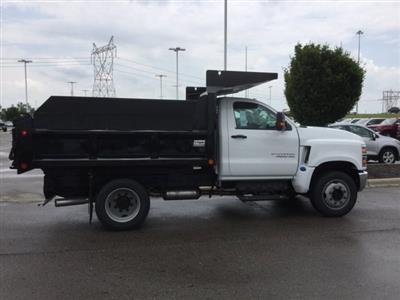 2020 Chevrolet Silverado 4500 Regular Cab DRW 4x2, Crysteel E-Tipper Dump Body #C203039 - photo 8