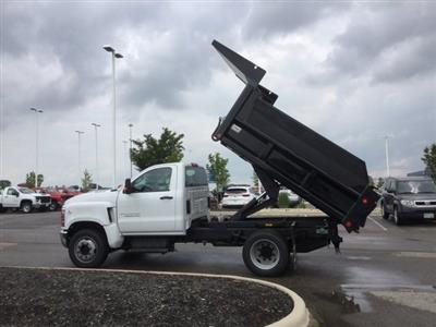 2020 Chevrolet Silverado 4500 Regular Cab DRW 4x2, Crysteel E-Tipper Dump Body #C203039 - photo 32