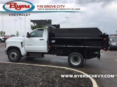 2020 Chevrolet Silverado 4500 Regular Cab DRW 4x2, Crysteel E-Tipper Dump Body #C203039 - photo 6