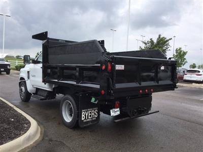 2020 Chevrolet Silverado 4500 Regular Cab DRW 4x2, Crysteel E-Tipper Dump Body #C203039 - photo 7