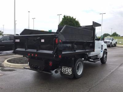 2020 Chevrolet Silverado 4500 Regular Cab DRW 4x2, Crysteel E-Tipper Dump Body #C203039 - photo 2