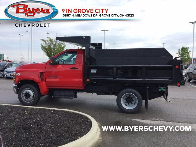2020 Chevrolet Silverado 4500 Regular Cab DRW 4x2, Crysteel E-Tipper Dump Body #C203043 - photo 6