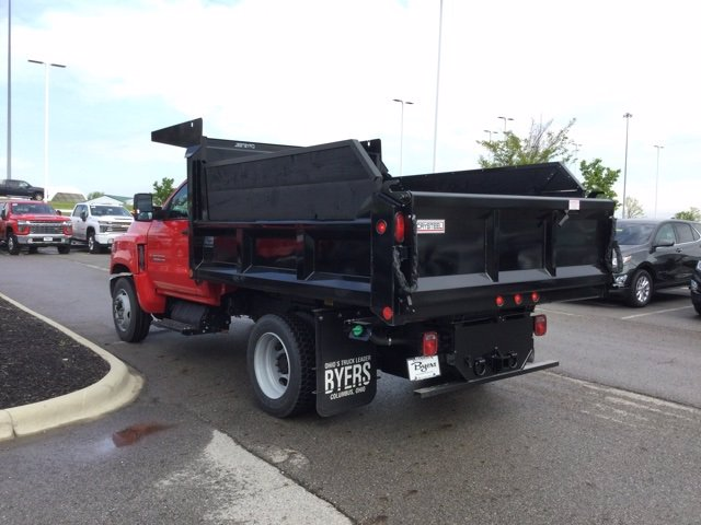 2020 Chevrolet Silverado 4500 Regular Cab DRW 4x2, Crysteel E-Tipper Dump Body #C203043 - photo 3