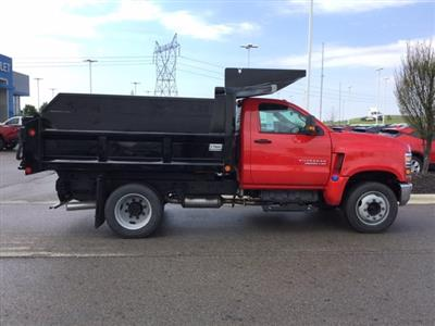 2020 Chevrolet Silverado 4500 Regular Cab DRW 4x2, Crysteel E-Tipper Dump Body #C203043 - photo 8