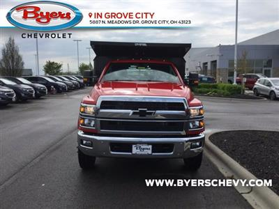 2020 Chevrolet Silverado 4500 Regular Cab DRW 4x2, Crysteel E-Tipper Dump Body #C203043 - photo 4