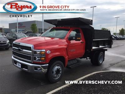 2020 Chevrolet Silverado 4500 Regular Cab DRW 4x2, Crysteel E-Tipper Dump Body #C203043 - photo 5