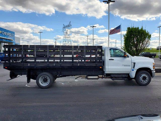 2020 Silverado 4500 Regular Cab DRW 4x2,  Knapheide Heavy-Hauler Junior Stake Bed #C203045 - photo 15