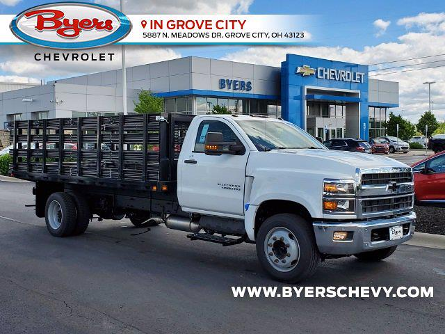 2020 Chevrolet Silverado 4500 Regular Cab DRW 4x2, Cab Chassis #C203045 - photo 1