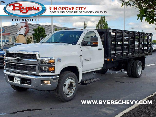 2020 Chevrolet Silverado 4500 Regular Cab DRW 4x2, Cab Chassis #C203045 - photo 5
