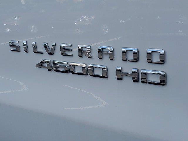 2020 Silverado 4500 Regular Cab DRW 4x2,  Knapheide Heavy-Hauler Junior Stake Bed #C203045 - photo 36