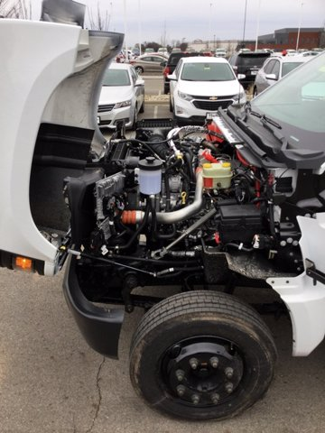 2020 Chevrolet Silverado 5500 Regular Cab DRW 4x2, Knapheide Concrete Concrete Body #C203055 - photo 10