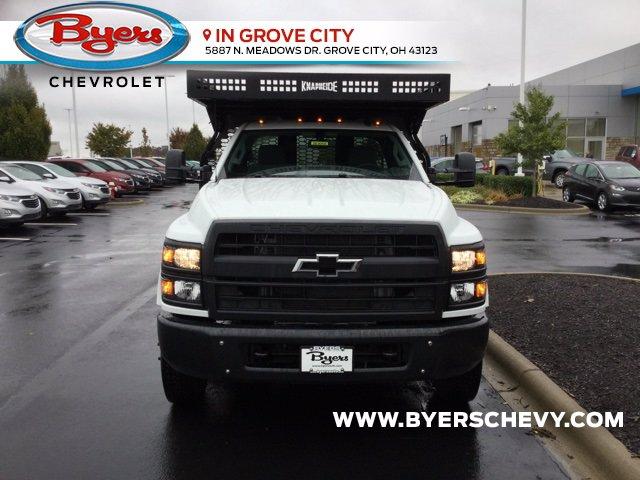 2020 Chevrolet Silverado 5500 Regular Cab DRW 4x2, Knapheide Concrete Concrete Body #C203055 - photo 4