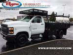 2020 Chevrolet Silverado 5500 Regular Cab DRW 4x2, Knapheide Concrete Concrete Body #C203055 - photo 5