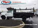 2020 Chevrolet Silverado 5500 Regular Cab DRW 4x2, Knapheide Concrete Concrete Body #C203055 - photo 6