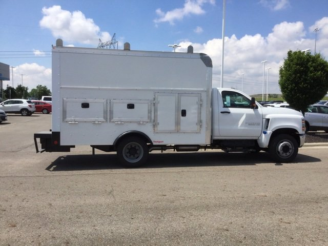 2020 Chevrolet Silverado 5500 Regular Cab DRW 4x2, Rockport Workport Service Utility Van #C203068 - photo 8
