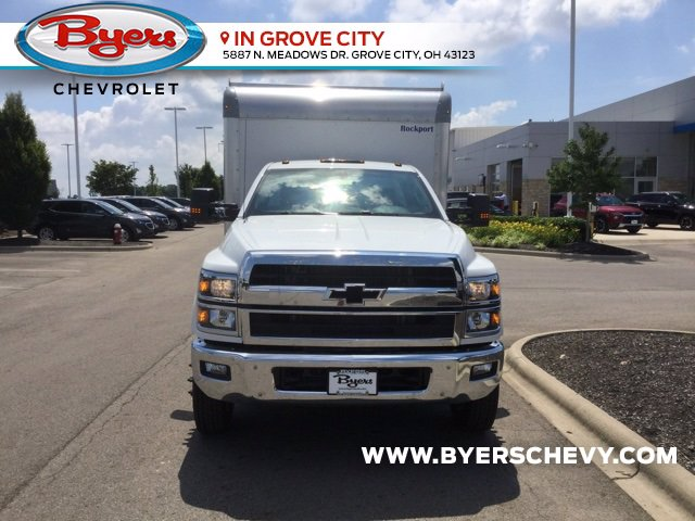 2020 Chevrolet Silverado 5500 Regular Cab DRW 4x2, Rockport Workport Service Utility Van #C203068 - photo 3