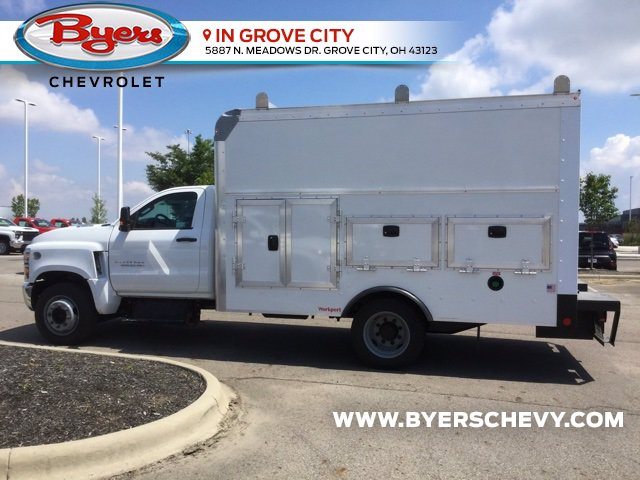 2020 Chevrolet Silverado 5500 Regular Cab DRW 4x2, Rockport Workport Service Utility Van #C203068 - photo 5