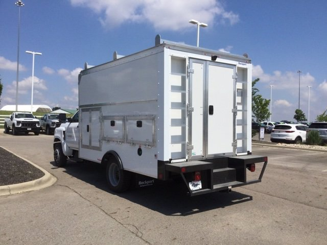 2020 Chevrolet Silverado 5500 Regular Cab DRW 4x2, Rockport Workport Service Utility Van #C203068 - photo 6