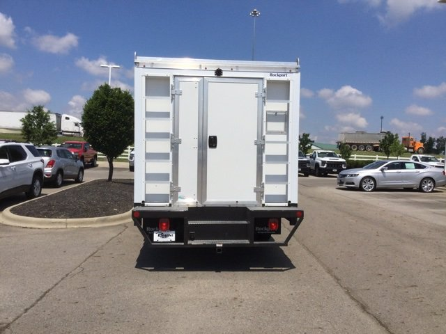 2020 Chevrolet Silverado 5500 Regular Cab DRW 4x2, Rockport Workport Service Utility Van #C203068 - photo 7