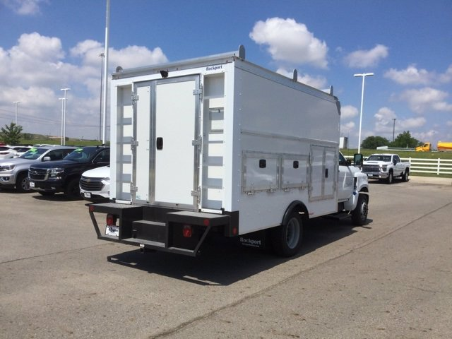 2020 Chevrolet Silverado 5500 Regular Cab DRW 4x2, Rockport Workport Service Utility Van #C203068 - photo 2