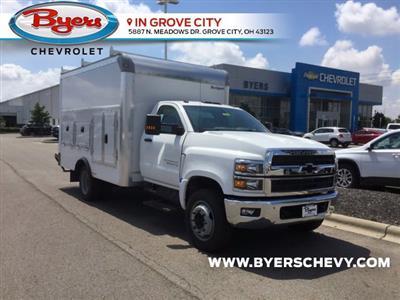 2020 Chevrolet Silverado 5500 Regular Cab DRW 4x2, Rockport Workport Service Utility Van #C203068 - photo 1