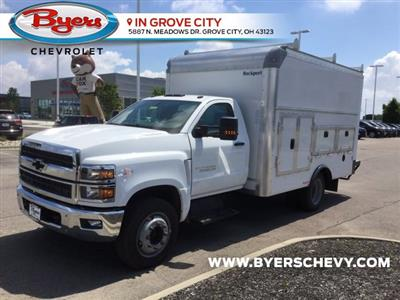 2020 Chevrolet Silverado 5500 Regular Cab DRW 4x2, Rockport Workport Service Utility Van #C203068 - photo 4