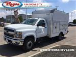2020 Chevrolet Silverado 5500 Regular Cab DRW 4x2, Rockport Workport Service Utility Van #C203068 - photo 4