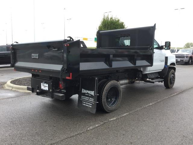 2020 Chevrolet Silverado 5500 Regular Cab DRW 4x4, Knapheide Dump Body #C203087 - photo 1