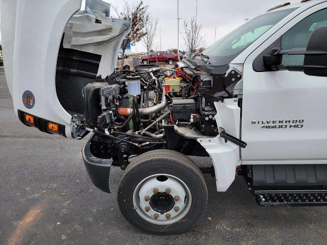 2020 Chevrolet Silverado 4500 Regular Cab DRW 4x2, Cab Chassis #C203099 - photo 14