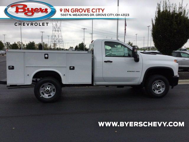 2020 Chevrolet Silverado 2500 Regular Cab 4x4, Knapheide Steel Service Body #C203101 - photo 5