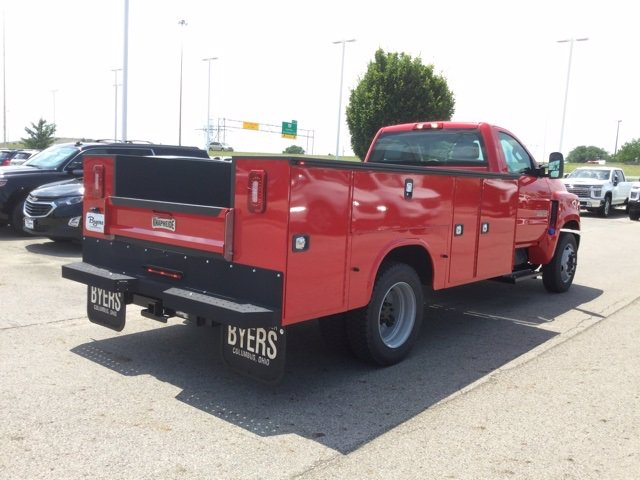 2020 Chevrolet Silverado 4500 Regular Cab DRW 4x2, Knapheide Service Body #C203106 - photo 1