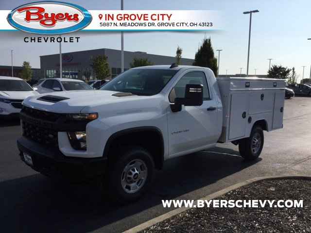 2020 Chevrolet Silverado 2500 Regular Cab 4x4, Duramag S Series Service Body #C203146 - photo 4