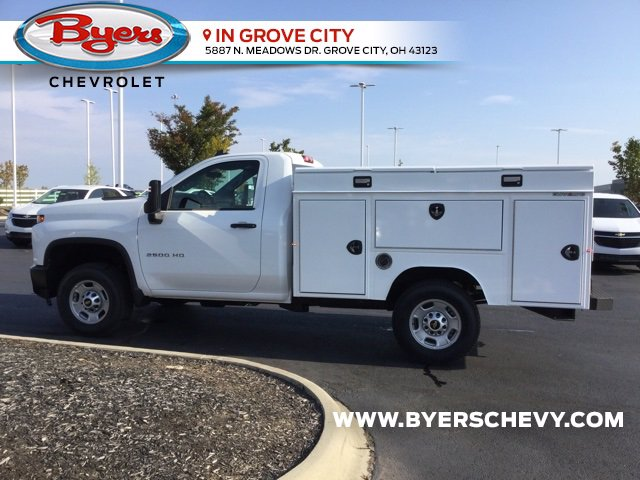 2020 Chevrolet Silverado 2500 Regular Cab 4x4, Duramag S Series Service Body #C203146 - photo 5