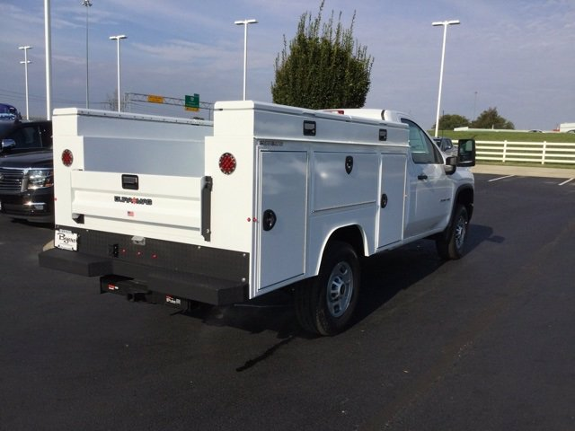 2020 Chevrolet Silverado 2500 Regular Cab 4x4, Duramag S Series Service Body #C203146 - photo 2