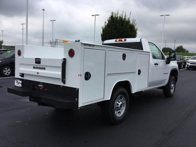2020 Chevrolet Silverado 2500 Regular Cab 4x4, Duramag Service Body #C203147 - photo 1