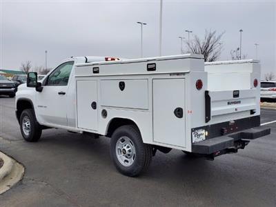 2020 Chevrolet Silverado 2500 Regular Cab 4x4, Duramag S Series Service Body #C203148 - photo 7
