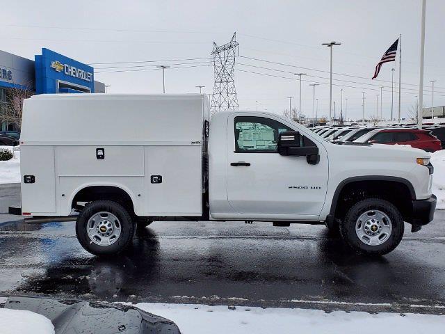 2020 Chevrolet Silverado 2500 Regular Cab 4x4, Knapheide KUVcc Service Body #C203171 - photo 8